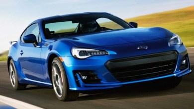 New 2022 Subaru BRZ tS Redesign