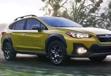 2022 Subaru Crosstrek Turbo
