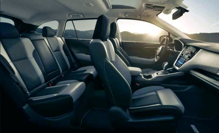 2022 Subaru Outback Onyx Edition Interior