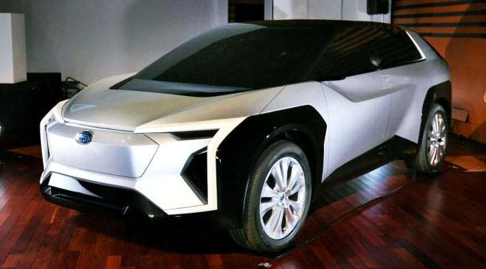 2022 Subaru Evoltis