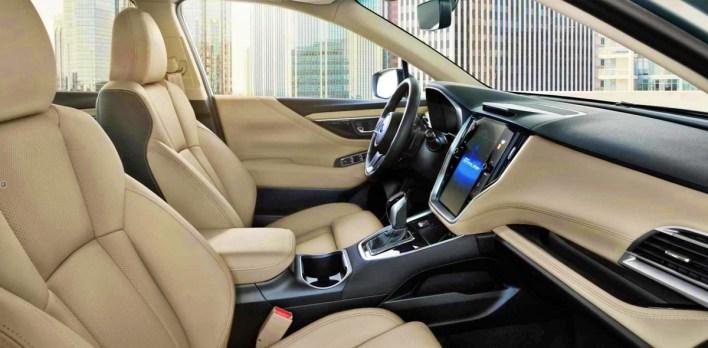 2022 Subaru Legacy Turbo Interior