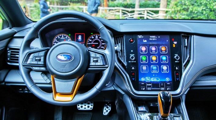 2023 Subaru Outback Wilderness Edition Interior