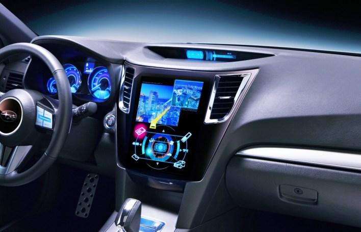 2023 Subaru Legacy Interior