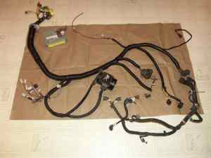 Vanagon Engine Wiring Harness | new model wiring diagram