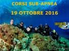 Corsi Sub e Apnea 2016