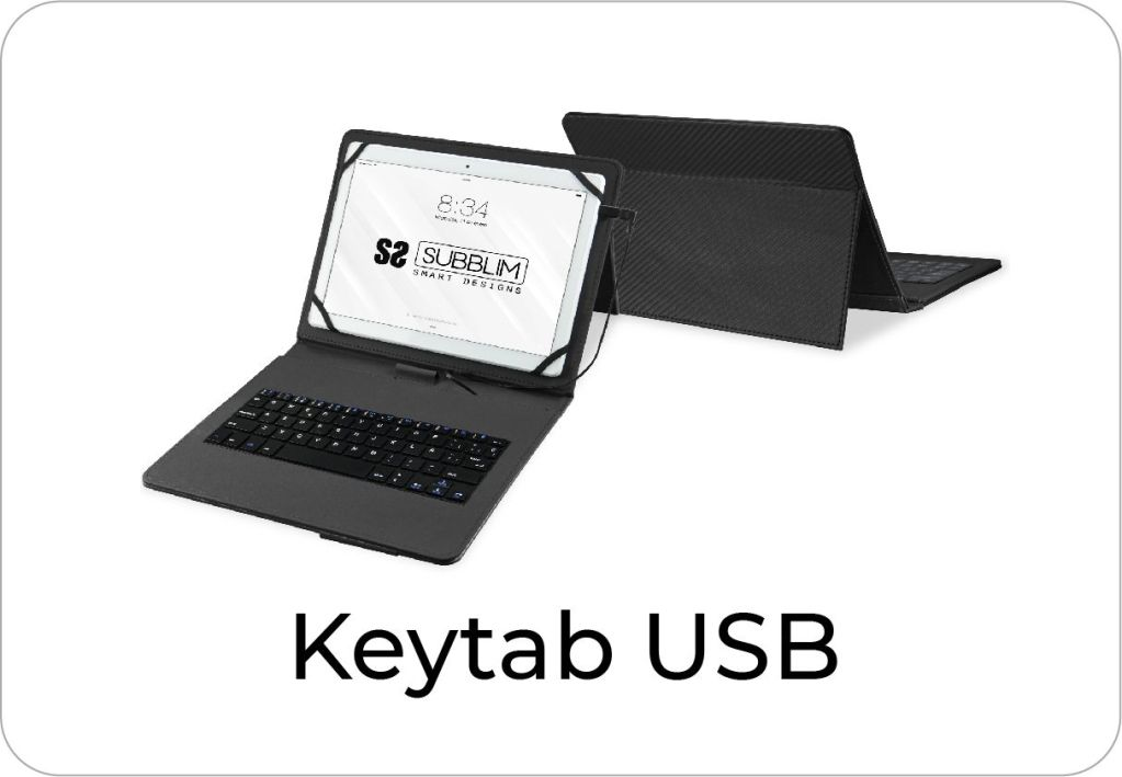 botón fundas USB