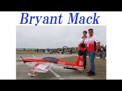 Bryant Mack in Japan 2019/11/3 第33回RC航空ページェント 群馬県・尾島