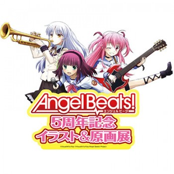 angel beats 壁紙