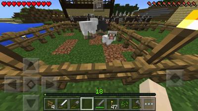 マイクラpe 羊