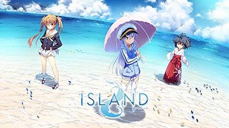 ISLAND アニメ