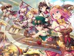 【ぱすてるメモリーズ】TVアニメ化決定!!「アキハバラ」が舞台のオタクガールズRPGアプリ