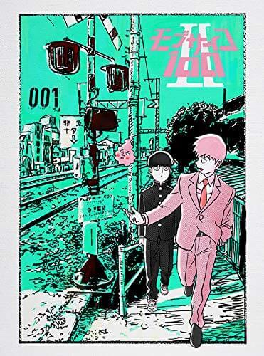モブサイコ100 OVAの制作が決定!ONE描き下ろしの完全新作アニメに