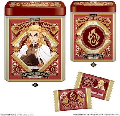 鬼滅の刃 CANDY缶コレクション2 煉獄杏寿郎