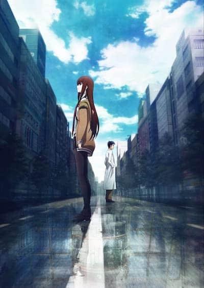 アニメ「シュタインズゲート」の画像