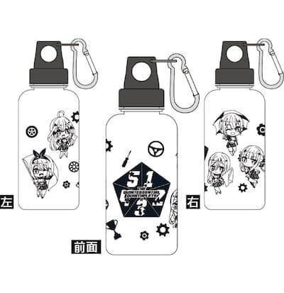 「五等分の花嫁×ドンキホーテ」カラナビ付きクリアボトル(全1種)