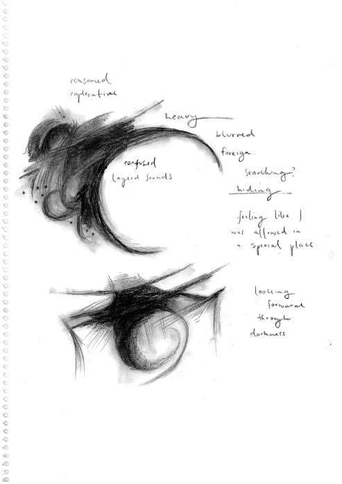 Wolstenholme, L. 'sketches of sensory experience'
