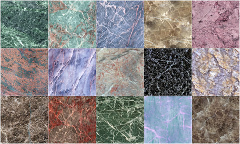 Professional Seamless Marble Texturesfinished Material