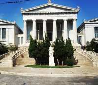 Now passing… The National Library of Greece