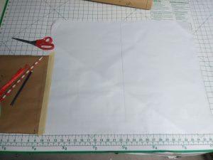 pants pattern drafting