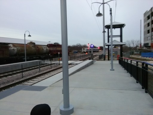 Riding the New Texrail Train - SubEarthan Cottage
