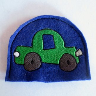 Car Finger Puppet