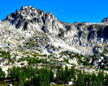 Enchantments peak
