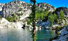 Crystal Lake shore