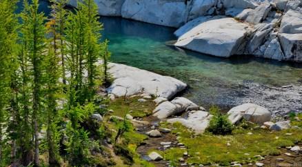 A piece of Laprechaun Lake