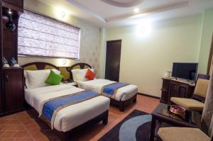 Deluxe Twin Room-Dahila Boutique Hotel