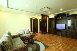 Sitting room-Dahila Boutique Hotel