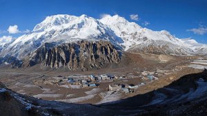 Manang-Kingdom of Thorong La