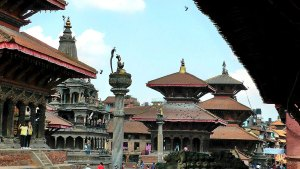 Temples of Patan
