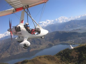 Ultralight-Pokhara,Nepal