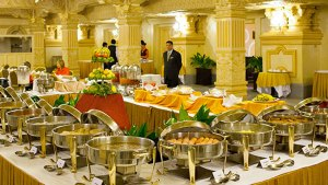 Hotel Shanker-Breakfast Hall