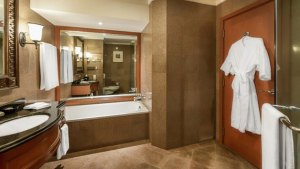 Bathroom-Hyatt Regency