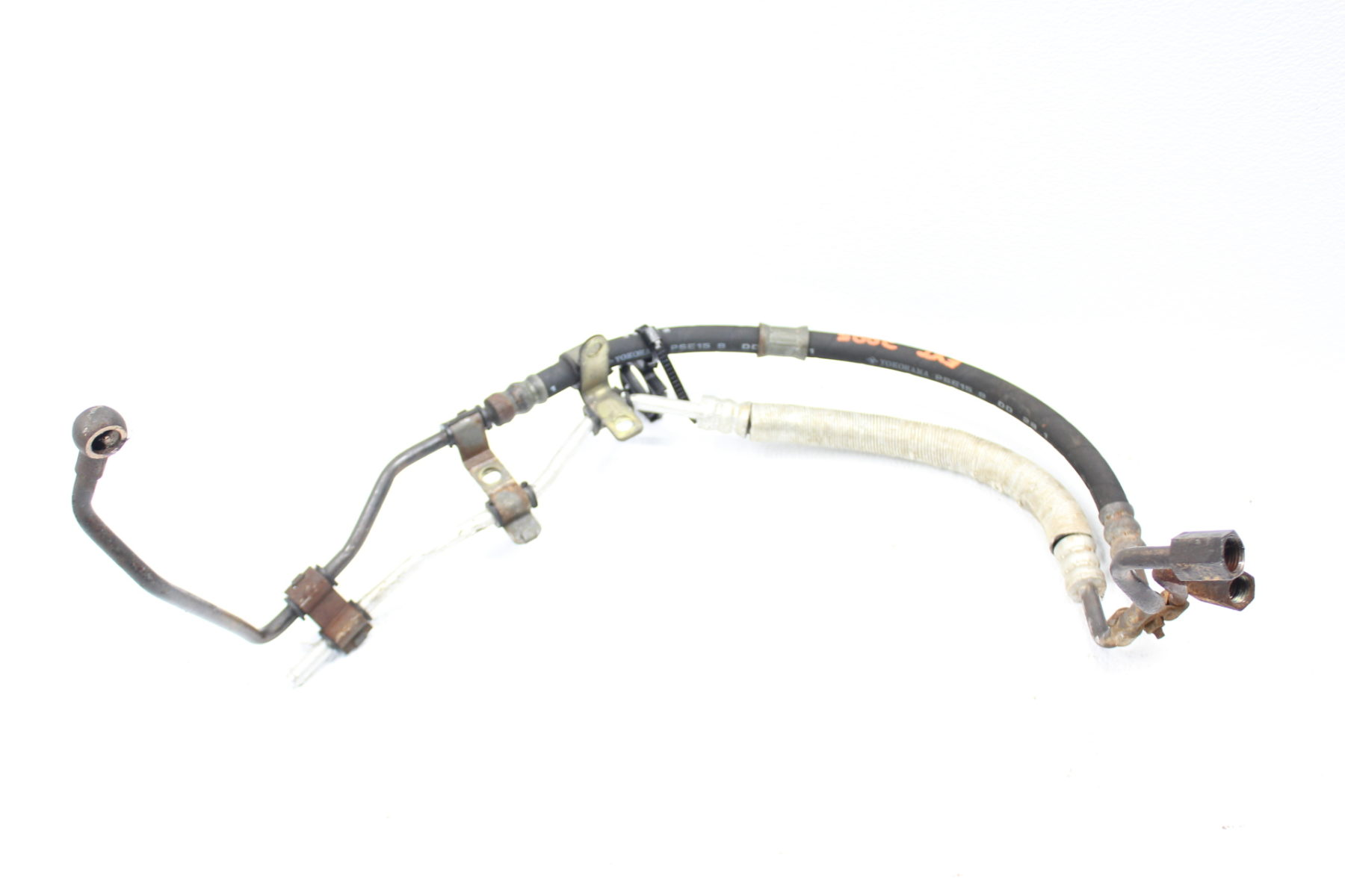 04 05 Subaru Forester Xt Fxt Power Steering Rack