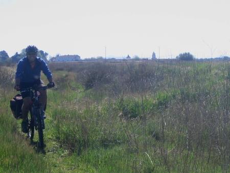 Jorge camino a Talavera