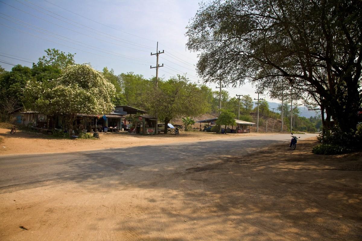 A ranch in Kanchanaburi, Thailand.
