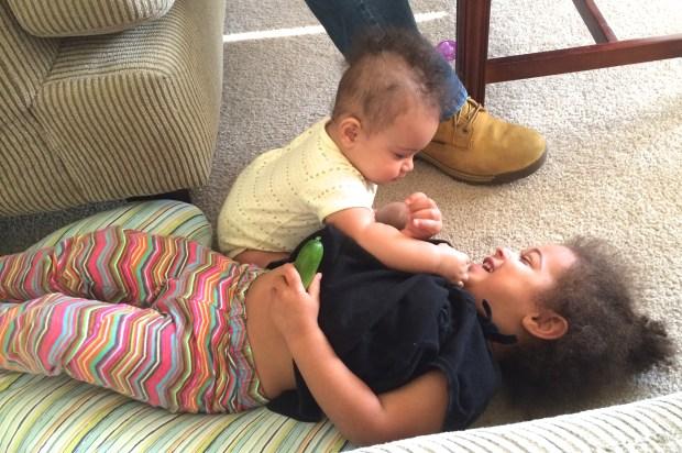 Love between sisters