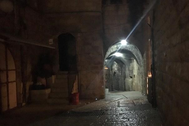 Chanukah in Old City Jerusalem