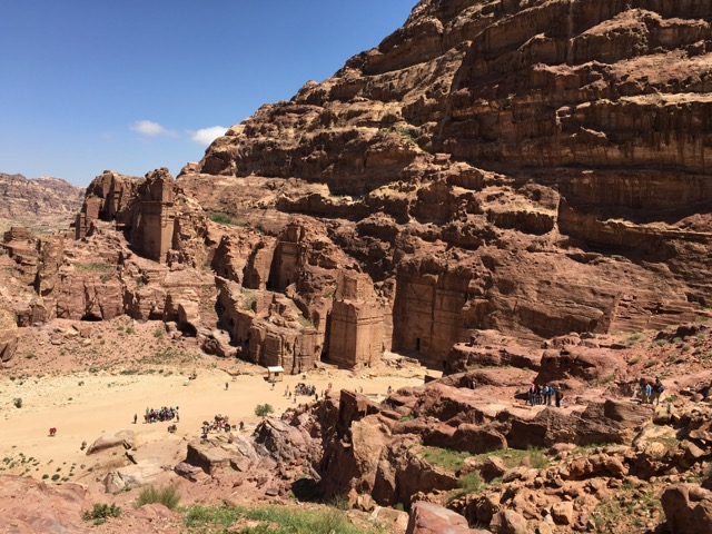 Travel with kids - Petra