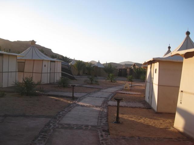 Travel with Kids - Beit Ali in Wadi Rum