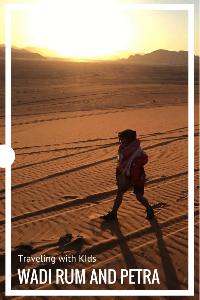 Family Travel - Petra and Wadi Rum with Kids