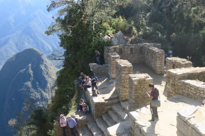Sun Gate, Machu Picchu, Peru