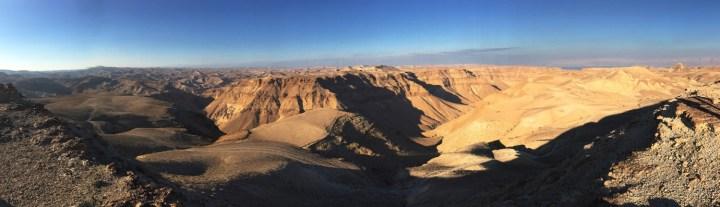 Nahal Tse'Elim, Negev, Israel
