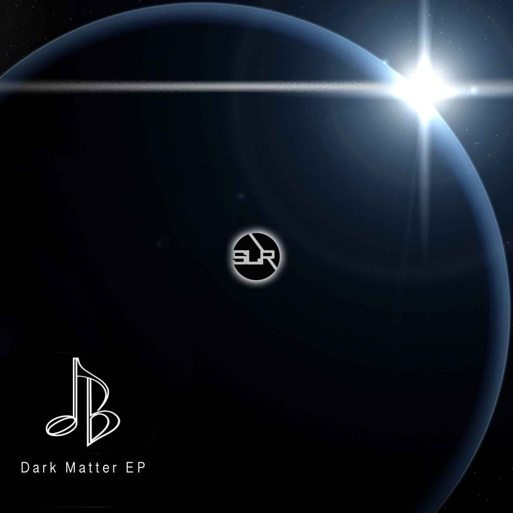 Jack Bacon - Dark Matter - SLR013 available on Sub-Label Recordings - Black - Techno Record Label