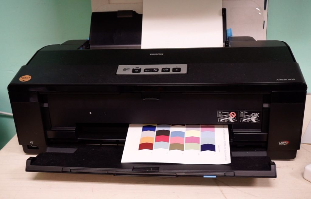 How to Make a Sublimation Printer Color Profile