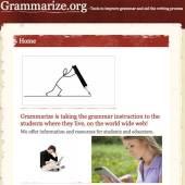 Grammarize.org