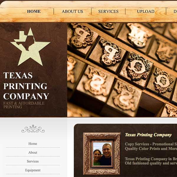 Texas Printing Company