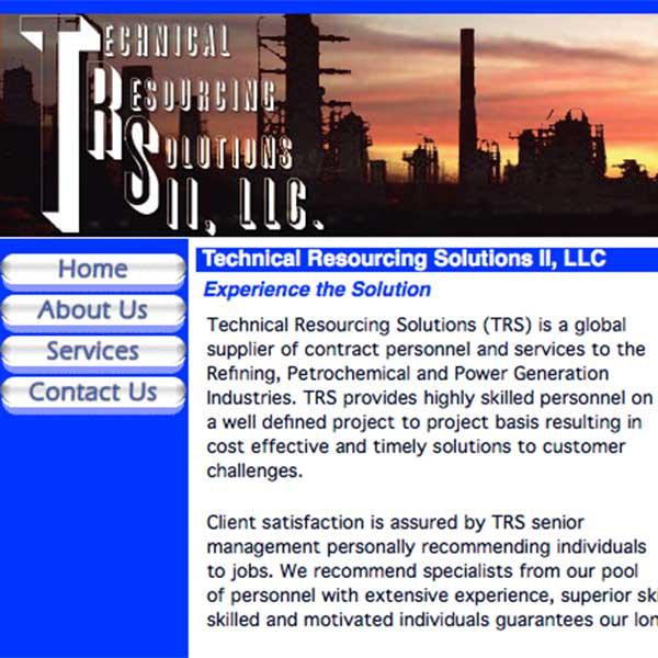 Technical Resourcing Solutions II, LLC